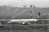 9M-AQN - Boeing 737 at Singapore in 1972