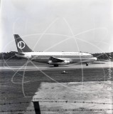 9M-AQP - Boeing 737 at Singapore in 1972