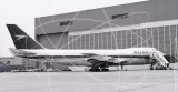 G-AWNA - Boeing 747 136 at Heathrow in 1970