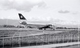 HB-IGA - Boeing 747 257B at Basle in 1971