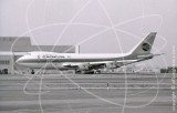 N26864 - Boeing 747 124 at Unknown in 1971