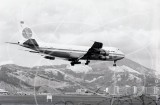 N733PA - Boeing 747 121 at Kai Tak Hong Kong in 1972