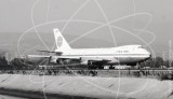 N734PA - Boeing 747 121 at San Francisco Airport in 1971
