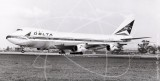 N9896 - Boeing 747 at Miami in 1971
