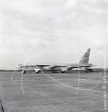 70039 - Boeing B-52 at Unknown in 1967