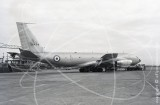 38474 - Boeing KC-135 F at Abidjan in 1967