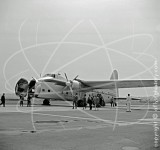 G-AMWC - Bristol 170 Freighter Mk.32 at Eastleigh in 1953