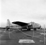G-ANWG - Bristol 170 Freighter Mk.32 at Le Touquet in 1955