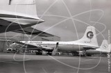 9G-ACE - Bristol Britannia 253 at Luton Airport in 1977