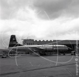G-ANBA - Bristol Britannia 102 at Singapore in 1957