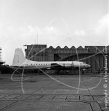 G-ANBB - Bristol Britannia at Heathrow in 1964