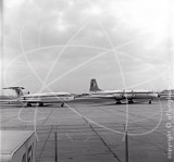 G-ANBD - Bristol Britannia at Heathrow in 1969