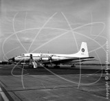 G-ANBE - Bristol Britannia at Luton Airport in 1968
