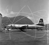 G-ANBF - Bristol Britannia at Kai Tak Hong Kong in 1957