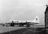 G-ANBF - Bristol Britannia at Heathrow in 1965
