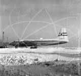 G-ANBF - Bristol Britannia at Luton Airport in 1967