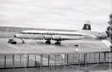 G-ANCF - Bristol Britannia 308F at Luton Airport in 1969