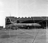 G-AOVM - Bristol Britannia 312 at London Airport in 1959