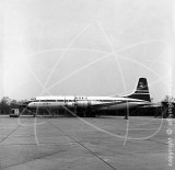 G-AOVN - Bristol Britannia 312 at London Airport in 1958