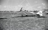 VH-UUM - British Aircraft Swallow 2 at Mildura in 1962