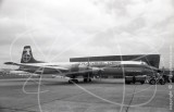 G-AWDK - Canadair CL-44 D-4 at Gatwick in 1968