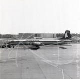 G-AWGT - Canadair CL-44 D-4 at Gatwick in 1969