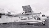 P2-WET - Cessna 206 FP at Moorabbin Airport in 1977
