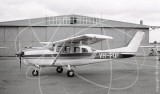 VH-PQF - Cessna 210 E Centurian at Bankstown in 1978