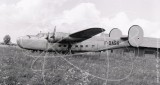 F-OASS - Consolidated B-24 Liberator at Le Bourget in 1958