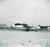 F-VNNP - Consolidated B-24 Liberator at Nice in 1955