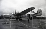 G-AHZR - Consolidated B-24 Liberator at Prestwick in 1947