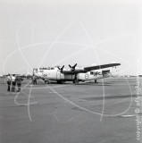 HE773 - Consolidated B-24 Liberator at Prestwick in 1968