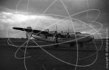 SX-DAA - Consolidated B-24 Liberator at Prestwick in 1948