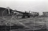 250551 - Consolidated B-24J Liberator at Duxford in 1975