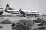 HZ-AAY - Convair 340 at Jeddah Airport in 1974
