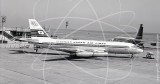 JA8025 - Convair 880 at San Francisco Airport in 1968