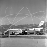 JA8021 - Convair 880M at Kai Tak Hong Kong in 1969