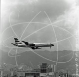 VR-HFS - Convair 880M at Kai Tak Hong Kong in 1962