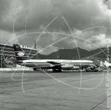 VR-HFY - Convair 880M at Kai Tak Hong Kong in 1967