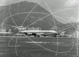 VR-HFY - Convair 880M at Kai Tak Hong Kong in 1969
