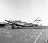 CF-IHV - Curtiss C-46 Commando at Dorval, Montreal in 1964
