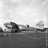 JY-ABY - Curtiss C-46 Commando at Beirut Airport in 1956