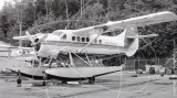 C-FRHW - de Havilland Canada DHC-3 Otter at Prince Rupert in 1983