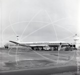5H-AAF - de Havilland Comet 4 at London Airport in 1964