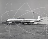 5H-AAF - de Havilland Comet 4 at London Airport in 1965