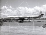 5H-AAF - de Havilland Comet 4 at Dar es Salaam in 1966