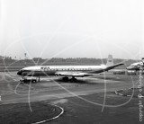 9M-AOD - de Havilland Comet 4 at Singapore in 1969