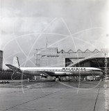 9M-AOE - de Havilland Comet 4 at Heathrow in 1965