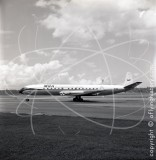 9V-BAU - de Havilland Comet 4 at Singapore in 1968