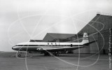 G-AMXK - de Havilland Comet 2E at London Airport in 1957